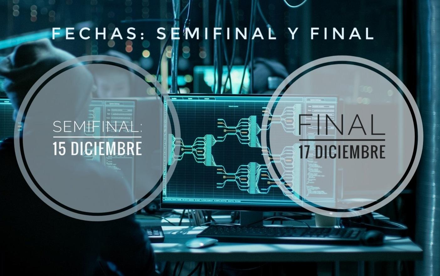 Fechas de la semifinal y la final