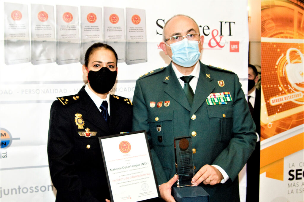Premio Pericia Tecnológica al Talento Digital
